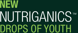 Nutriganics™ Drops Of Youth